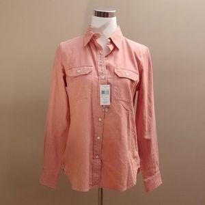 NWT Women's Ralph Lauren Jeans Shirt